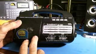 TRRS #0393 - SuperSonic $20 Shortwave Radio