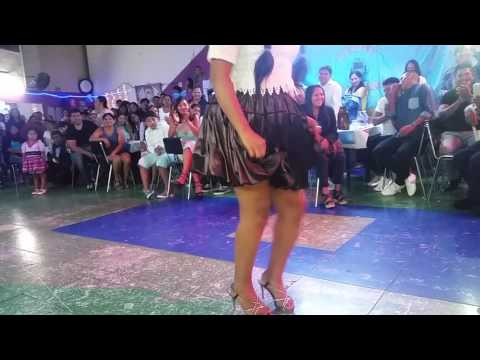 CUMBIA DE HOY - CONCURSO MISS CHOLITA 2016-2017 VALENCIA