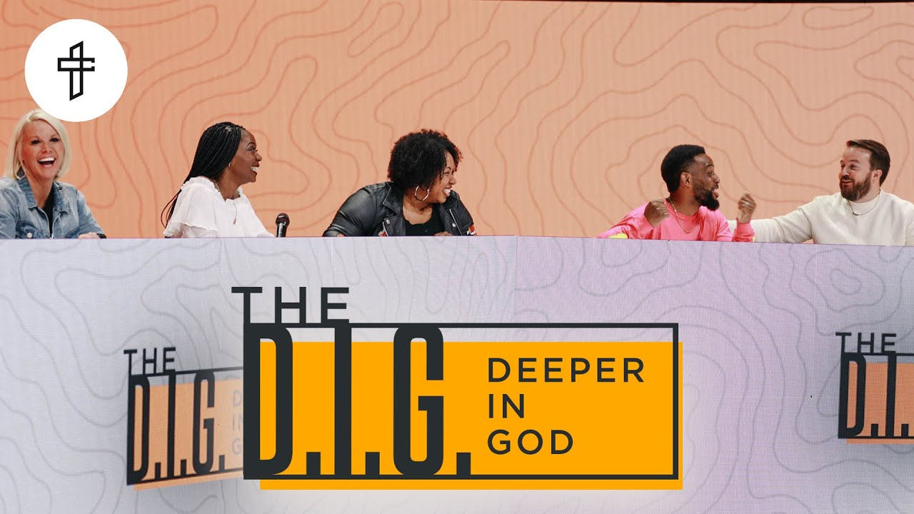 The D.I.G. // Forgiveness Understood // Forgiveness University