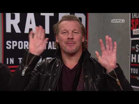 People Talking Sports* Episode 30 | Chris Jericho & Greg Stone | Aired August 31st