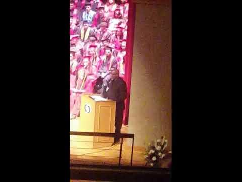 Russell Bruce - 2019 Commencement Speech (New Castle High School)