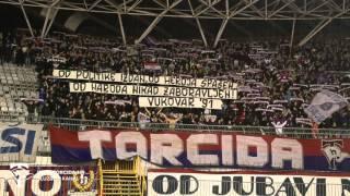 Torcida Split / Hajduk Split - NK Inter Zaprešić 4:0 (17. Kolo MAXtv Prva Liga)