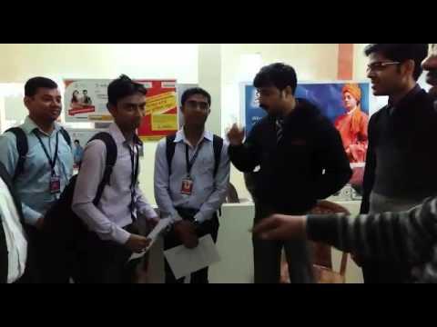 Offer letter distribution to selected candidates at Mega job fair #PMKVY