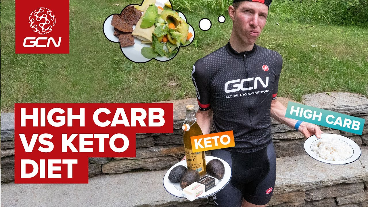 High Carb Vs Keto Diet: Which Is Best For Cycling?