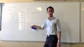 Tricky Quadratics Question