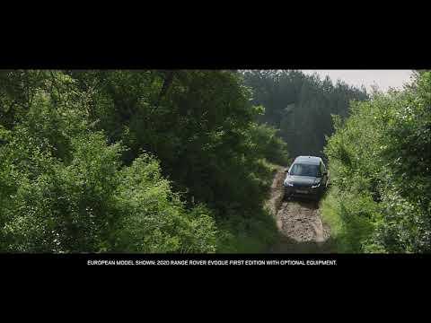 New 2020 Range Rover Evoque   Active Driveline Torque Vectoring