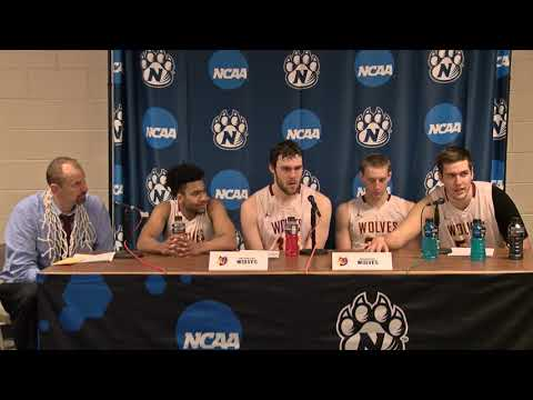 Game 7 - Northern State Press Conference