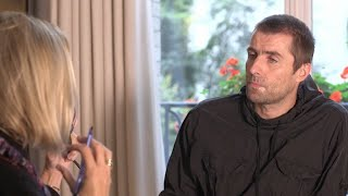 Liam Gallagher en interview exclusive pour RTL2