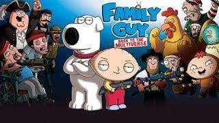 Family Guy - Back to the Multiverse : Vale ou não a pena jogar