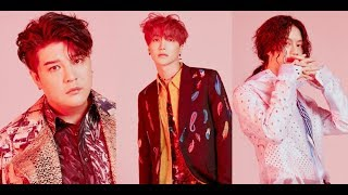 Download Lagu Leeteuk,Heechul & Shindong say 'Lo Siento' for Super Junior's final set of individual teaser image Mp3