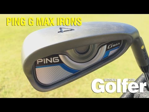 Ping G Max Irons Review