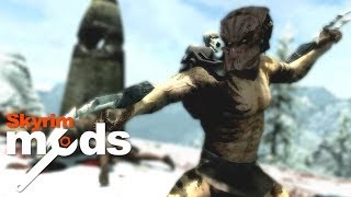 Predator in Skyrim! - Top 5 Skyrim Mods of the Week