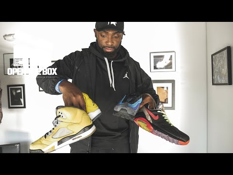 This Atlantic City Art Museum Has A Secret Shop For Sneaker & Hypebeast Shopping | Open The Box