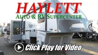 HaylettRV - 2018 Open Range 319RLS Light Double Deep Slide Fifth Wheel by Highland Ridge