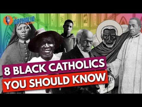 8 Black Catholics Everyone Should Know   The Catholic Talk Show