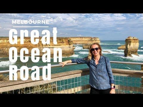 Australia - Great Ocean Road day trip (1080p HD)   Magda T