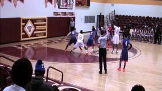 Dominique Miller Basketball Highlights 2013-2014