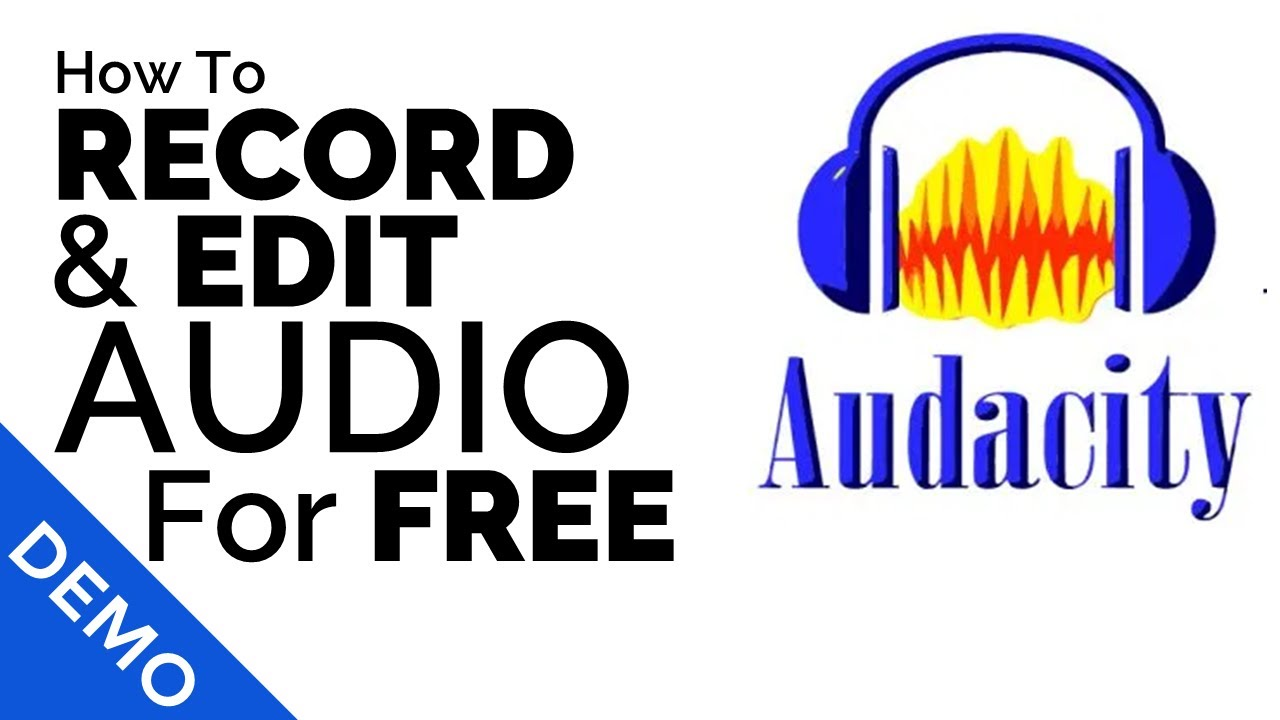How to Record and Edit Audio using Audacity for FREE | LIVE DEMO | The Indian Freelancer 2020