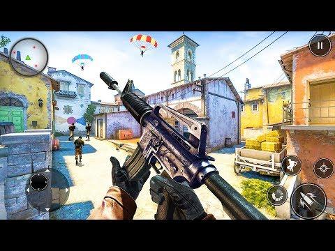 IGI Commando Gun Strike: Free Shooting Games - Android Gameplay