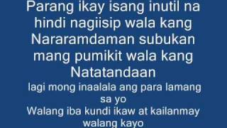 Kasalanan - 6Cylemind Ft. Gloc9 with lyrics