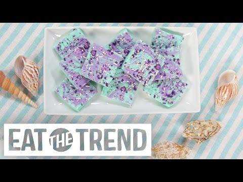 Download Youtube: Mermaid Fudge   Eat the Trend