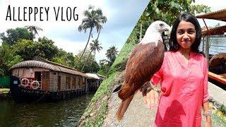 Alleppey Backwaters | Kerala Vlog | India Tourism | India Travel vlog