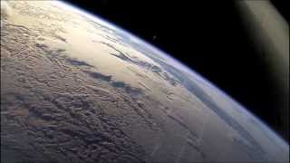 Planet Earth seen from space (Full HD 1080p) Footage from ISS