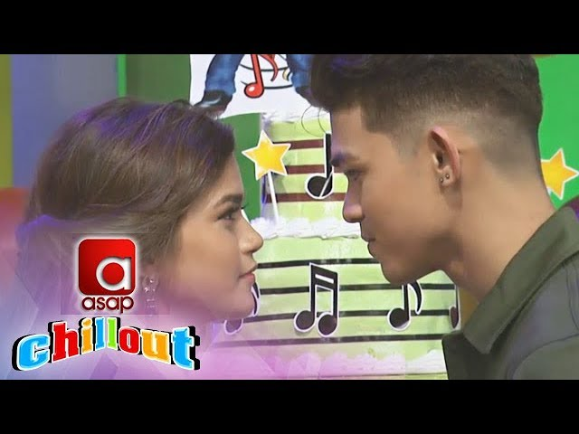 ASAP Chillout: Titigan Challenge with Maris and Inigo