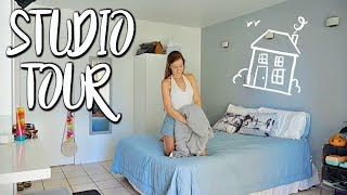 STUDIO APARTMENT TOUR | my little hawaiian home - Stafaband
