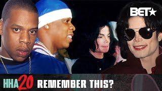 Jay Z Creates History At Summer Jam 2001 By Bringing Out Michael Jackson | Hip Hop Awards 20