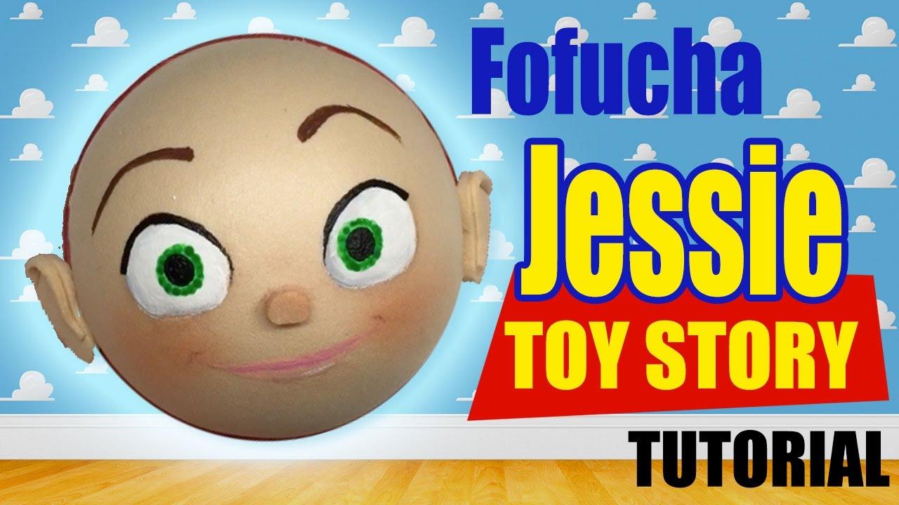 Pintando Cara Jessie Toy Story Painting Face Jessie Toy Story