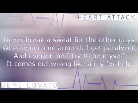 Demi Lovato - Heart Attack (Karaoke/Official Instrumental + Lyrics + DL)