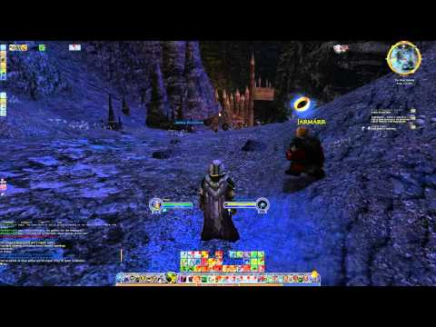 Lets Play LOTRO (Lord Of The Rings Online) Episode 8 - Hobbit Movie Chat