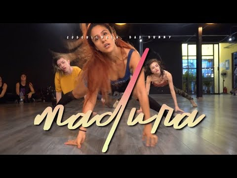 Cosculluela Ft. Bad Bunny - Madura / COREOGRAFÍA Karina Celis