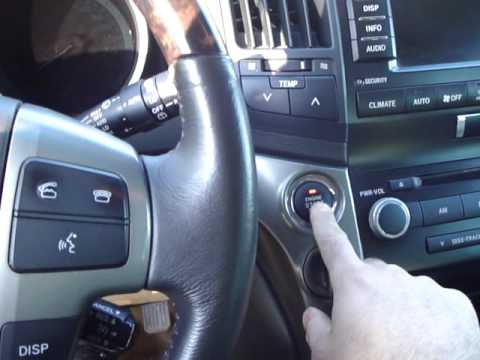 Toyta Landcruiser Key Programming Mp4 Youtube