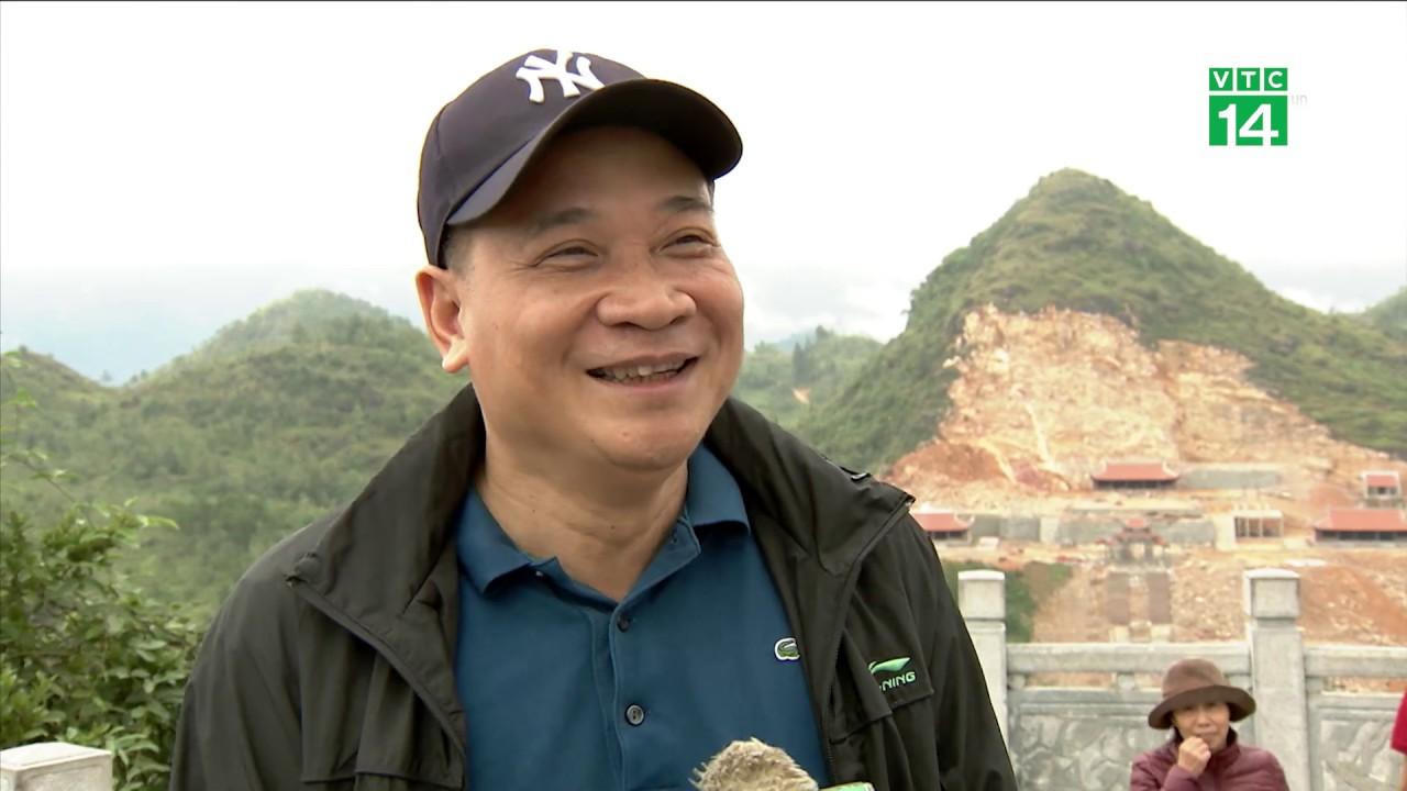 Phá núi xây khu du lịch ở cột cờ Lũng Cú: Không hợp truyền thống người Việt  | VTC14