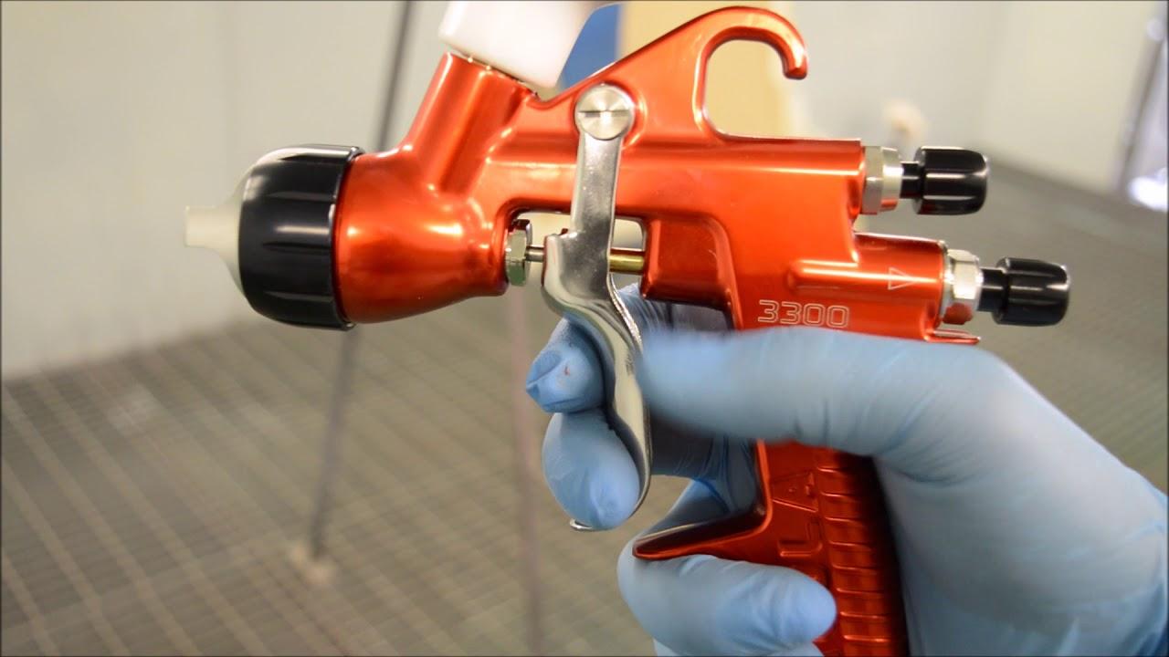 Pistola Sagola 3300 GTO Gravedad 3300 EPA 1.4