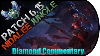 36 Kills, 0 Hope (Nidalee Jungle Commentary)