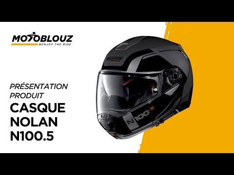 Casque Nolan N100 5 Avis Produit En Video Par Motoblouz