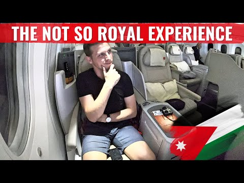 Review: ROYAL JORDANIAN 787 Business Class - Nothing really Royal!