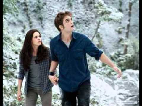 Twilight- a Forks High School musical- Edward and Bella