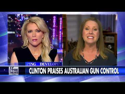 Luby's massacre survivor speaks out on gun control debate