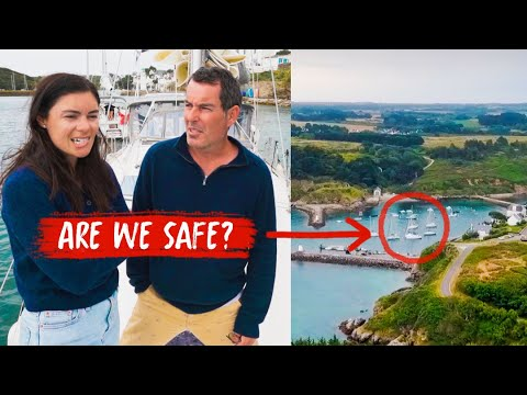 Download GALE WARNING! - But We Have Bigger Problems! | Sailing Ruby Rose Ep 129