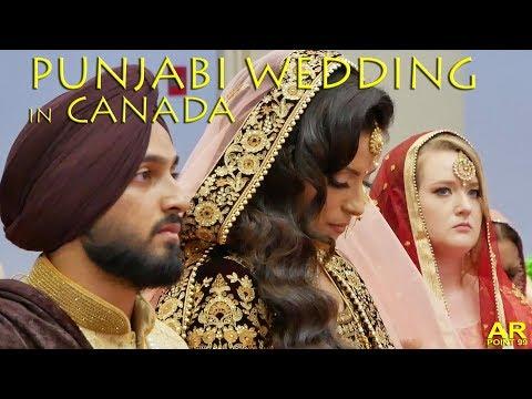 PUNJABI WEDDING IN CANADA