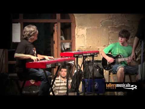Jazz i Fusió - Tallers musicals Avinyó