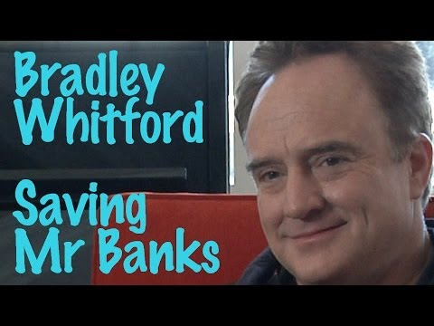 DP/30: Bradley Whitford on Saving Mr Banks