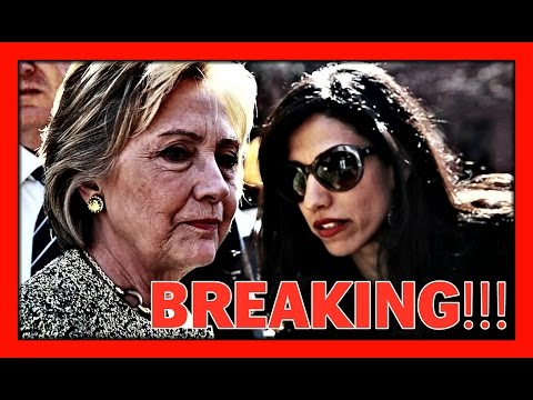 BREAKING: WARRANT JUST ISSUED FOR HILLARY CLINTON'S TOP AIDE HUMA ABEDIN'S EMAILS