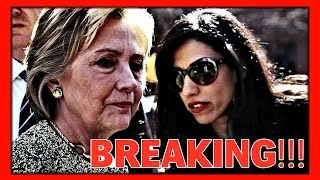 BREAKING: WARRANT JUST ISSUED FOR HILLARY CLINTON'S TOP AIDE HUMA ABEDIN