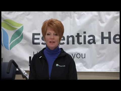 Essentia Health Spine Exercise Program - Part 1