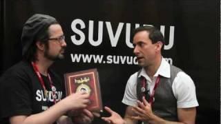 Craig Thompson Interview | SD Comic Con 2011